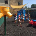 New! State of the Art Playground - Water Play